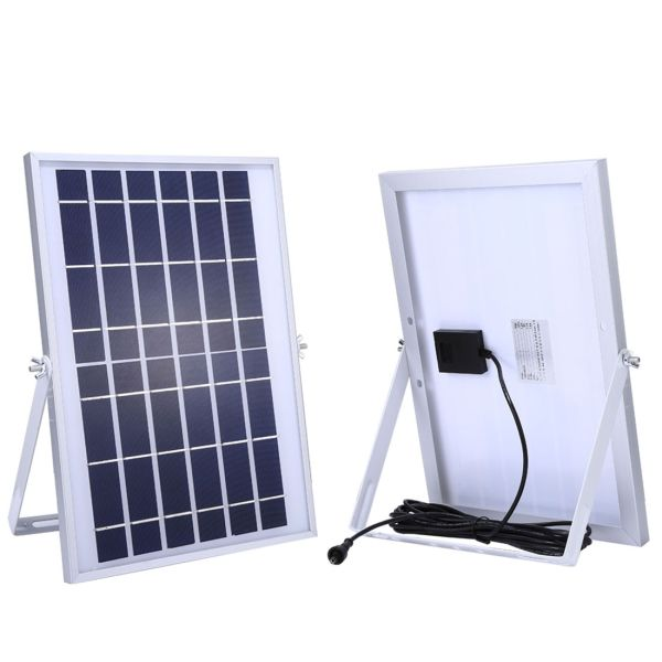 10W IP65 Waterproof Solar Power Flood Light
