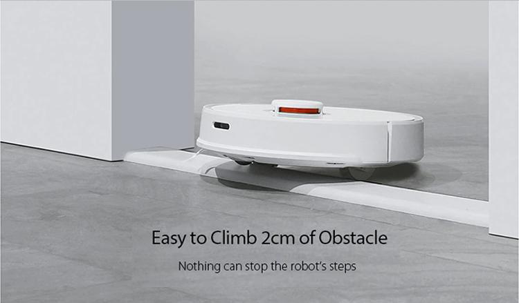 ROBOROCK S50 Smart Robot Vacuum Cleaner