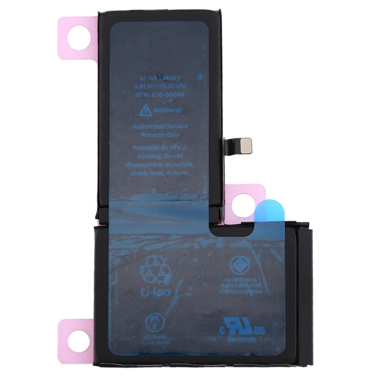 2716mAh Li-ion Battery für iPhone X