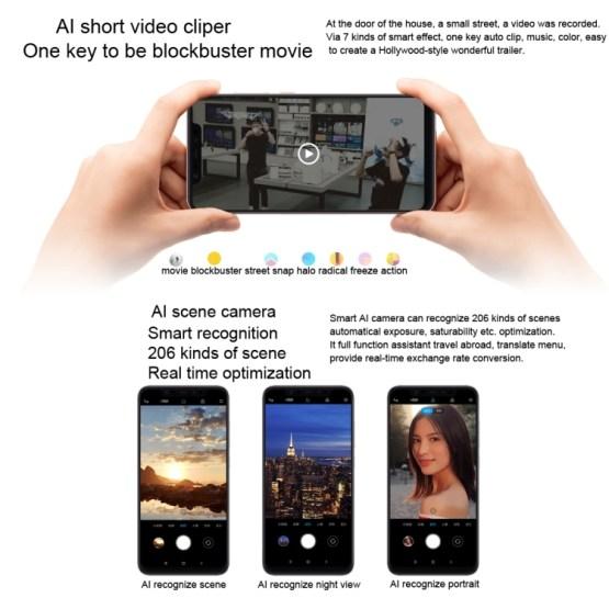 Xiaomi Mi 8 6GB+64GB Global Official Version