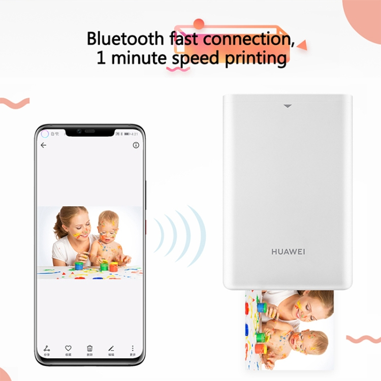 Huawei Photo Printer Zink