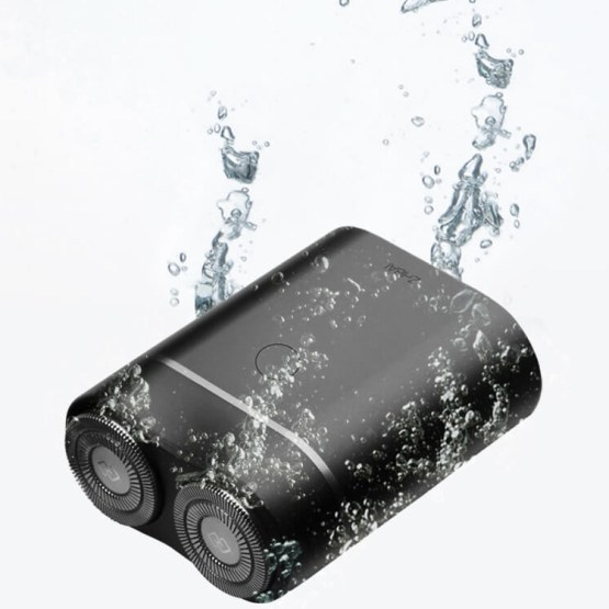 Reise Rasierer IPX7 Waterproof Rechargeable