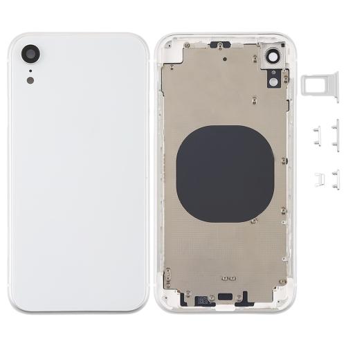 iPhone XR Rückseite white