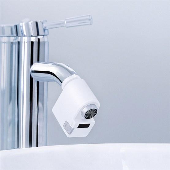 Wasserhahn Dosierautomatik