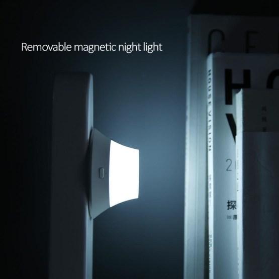 Wireless Ladegerät mit Nachtlicht