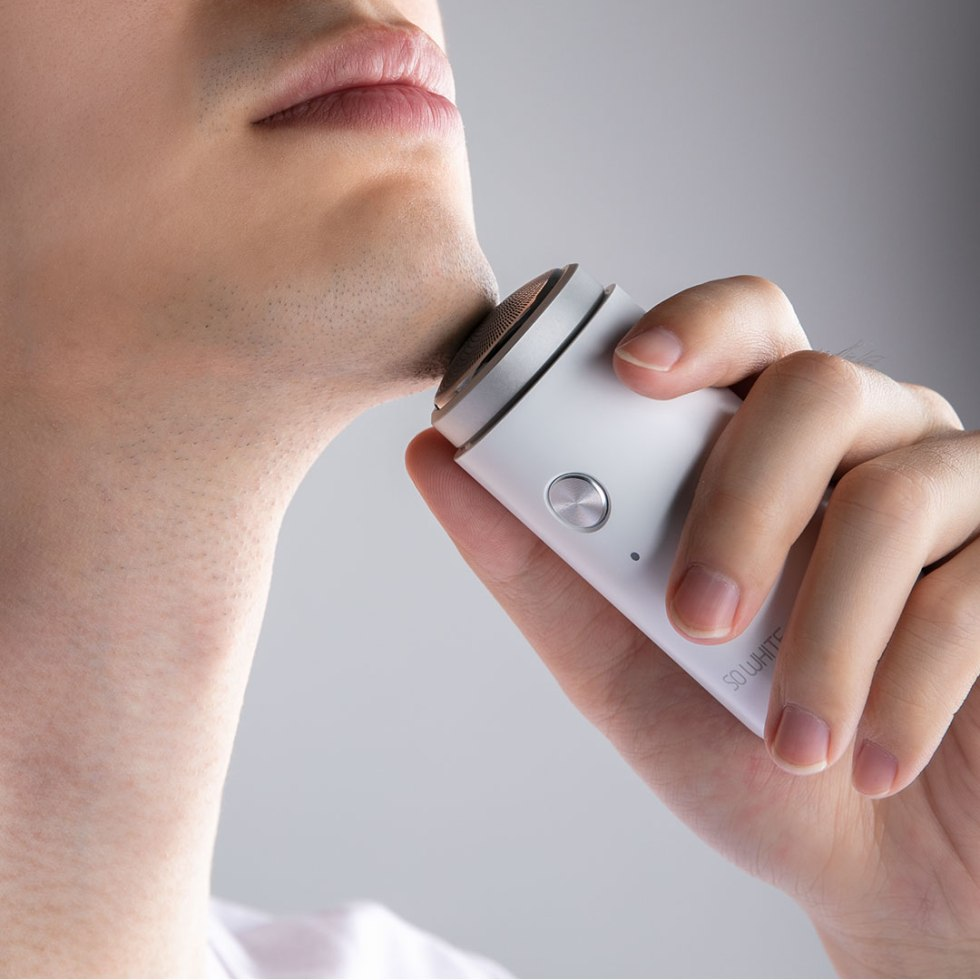 Elektrorasierer Xiaomi Soocas SO WHITE ED1 Mini Portable IPX5