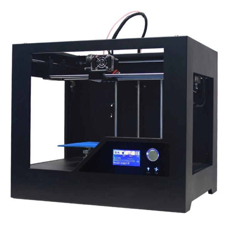 Metal Frame 3D Drucker Hoch-Präziser 3D Desktop 1.75mm