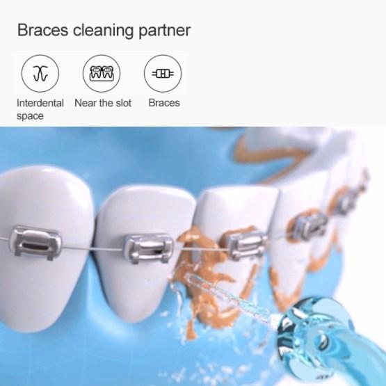 Professionelle Zahnreinigung Oral Dusche 230ml