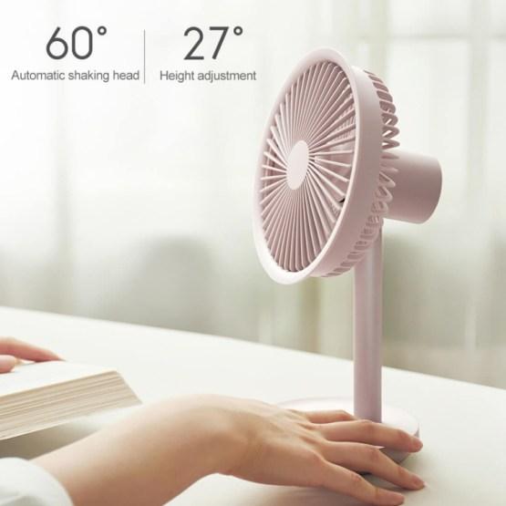 Mini Ventilator für den Büro Schreibtisch