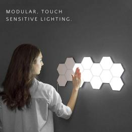 Modular LED Light Panel