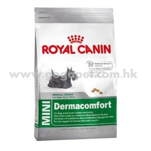 Royal Canin 法國皇家 dermacomfort 小型犬皮膚敏感配方