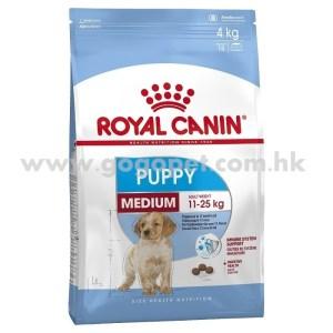 Royal Canin 法國皇家 中型幼犬配方
