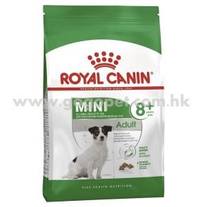Royal Canin 法國皇家 小型成犬8+配方