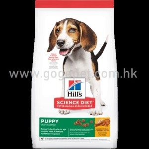 希爾思 Hill's 幼犬 (標準粒)