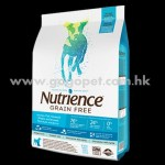 Nutrience Grain Free 紐翠斯 無穀物七種魚全犬配方