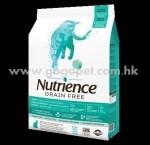 Nutrience Grain Free 紐翠斯 無穀物火雞+雞肉+鴨肉 室內全貓配方