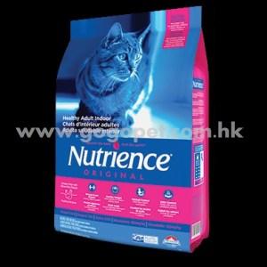 Nutrience 紐翠斯 經典系列 去毛球及除臭 室內貓配方