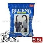 Blueno 紙製凝固貓砂 6.5L (行貨)