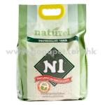 N1 天然粟米豆腐貓砂 17.5L (原味)