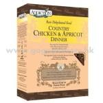 Addiction 雞肉蜜桃無穀物成犬生肉脫水乾糧 2LB磅