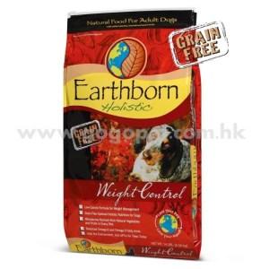 Earthborn 愛幫 – 無穀物 全犬、老犬及體重控制配方 (雞肉、碗豆)