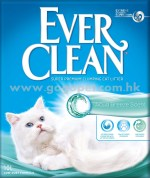 EverClean 藍EverClean 藍鑽海洋香芬結塊貓砂 25lb磅 (粉綠帶)