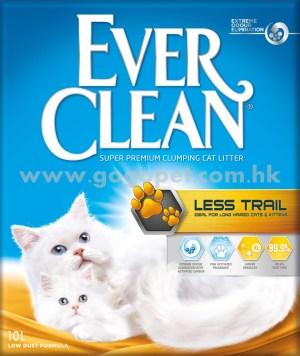 EverClean 藍鑽 粗顆粒低塵結塊貓砂 25lb磅 (黃帶)