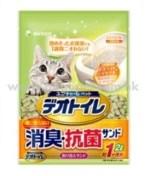 Unicharm 日本花王消臭大師 - 沸石貓砂 2L