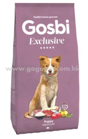 Gosbi 中型幼犬全營養蔬果配方