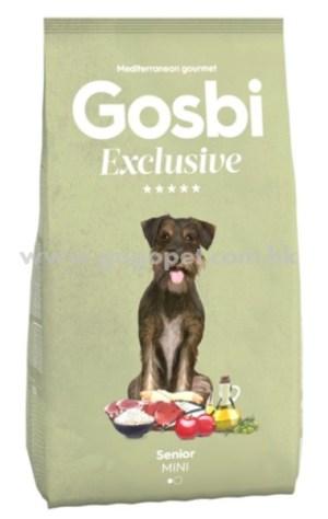 Gosbi 小型老犬蔬果配方