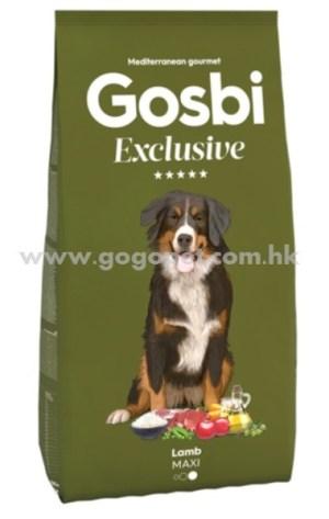 Gosbi 大型成犬純羊肉蔬果配方