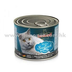 LEONARDO 德尼奧 豐富海洋魚天然貓罐頭 200g
