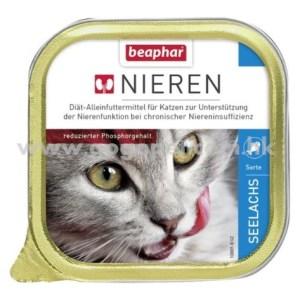 beaphar - 腎臟保健配方貓罐頭濕糧 (三文魚) 100g