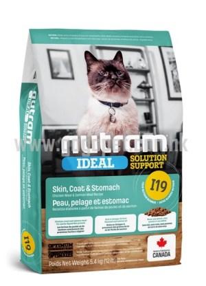 nutram貓糧 天然貓糧