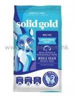 Solid Gold 素力高 中大型幼犬乾狗糧 24磅lb