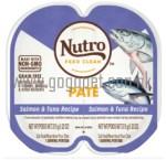 Nutro 貓濕糧 法式肉醬三文魚+吞拿魚 Salmon Tuna Nutro貓罐頭