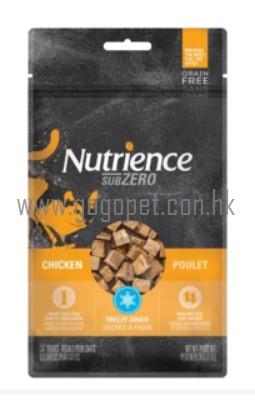 Nutrience Subzero 凍乾脫水貓小食 雞肉 Nutrience貓小食