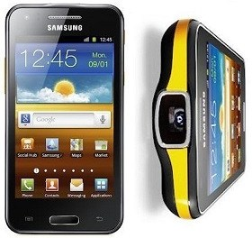 How to Hard Reset Samsung Galaxy Beam2
