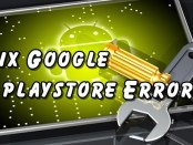 Google playstore Errors & Solutions on Sony Xperia
