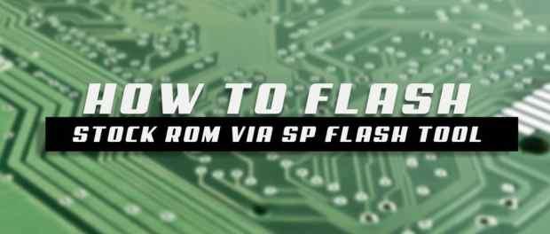 How to FlashStock Rom onDoov Angle