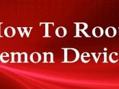 How to root Lemon