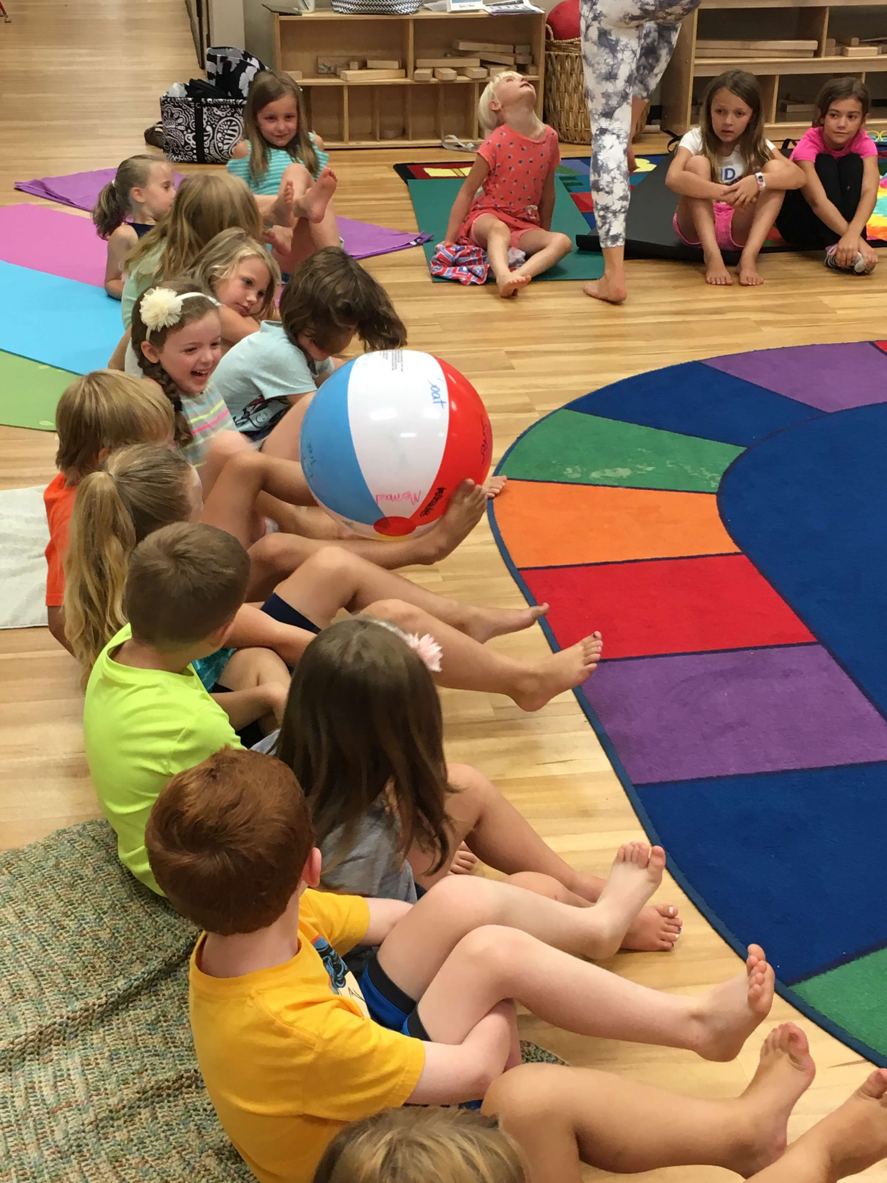 Learn To Teach Yoga For Preschoolers
