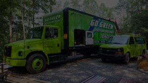 Go Green Spray Foam Trucks