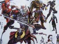 tekken 6 artbook (6)