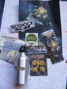 goodies Bioshock 2