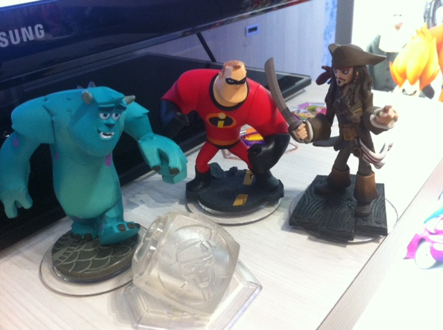 Disney Infinity Figurines