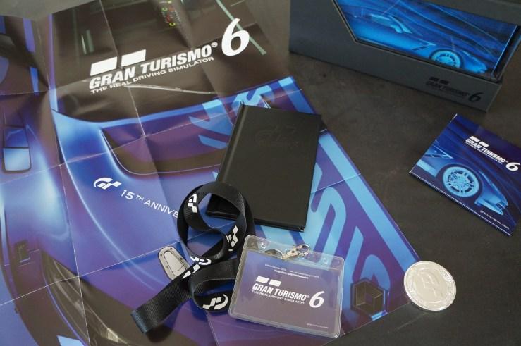 kit presse GT6