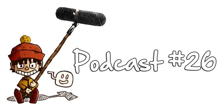 Podcast 26 Jeux Vidéo