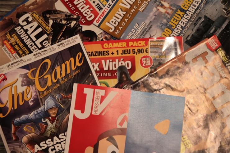lisez vous encore les magazines jeux vid o moi oui. Black Bedroom Furniture Sets. Home Design Ideas