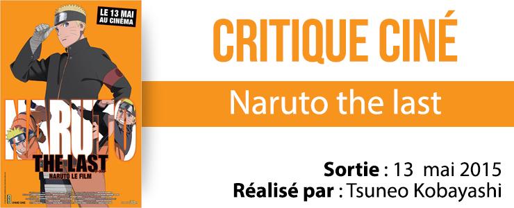 critique cine naruto the last